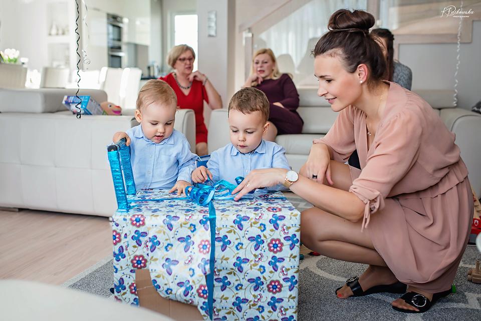 Pierwszy roczek - prezenty