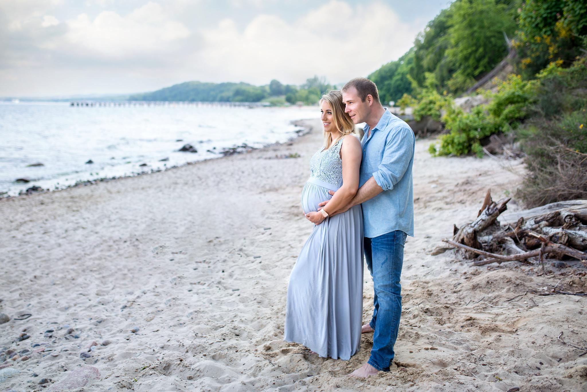 Sesja ciążowa - Orłowo