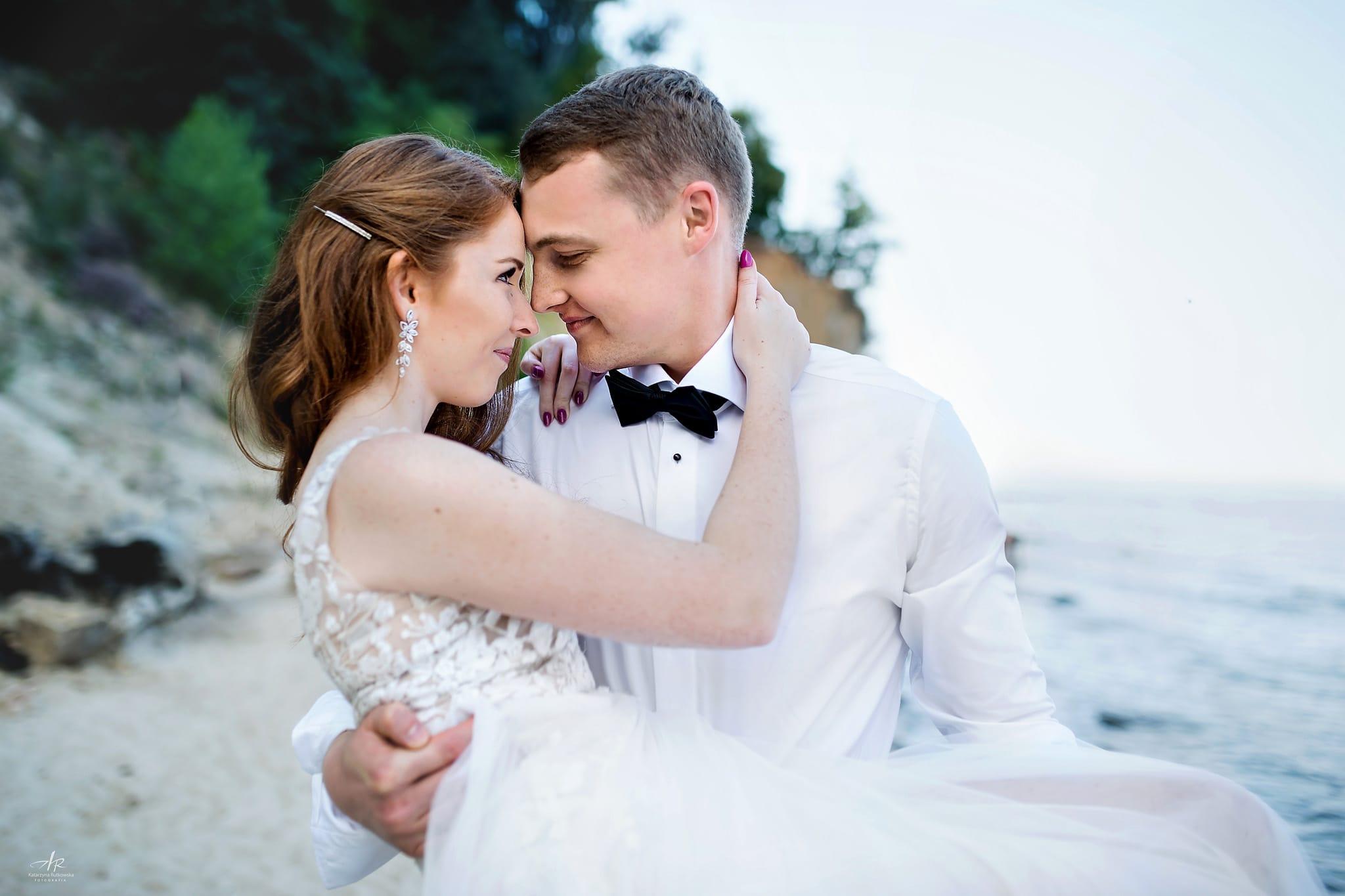 Sesja ślubna - Plener - Orłowo