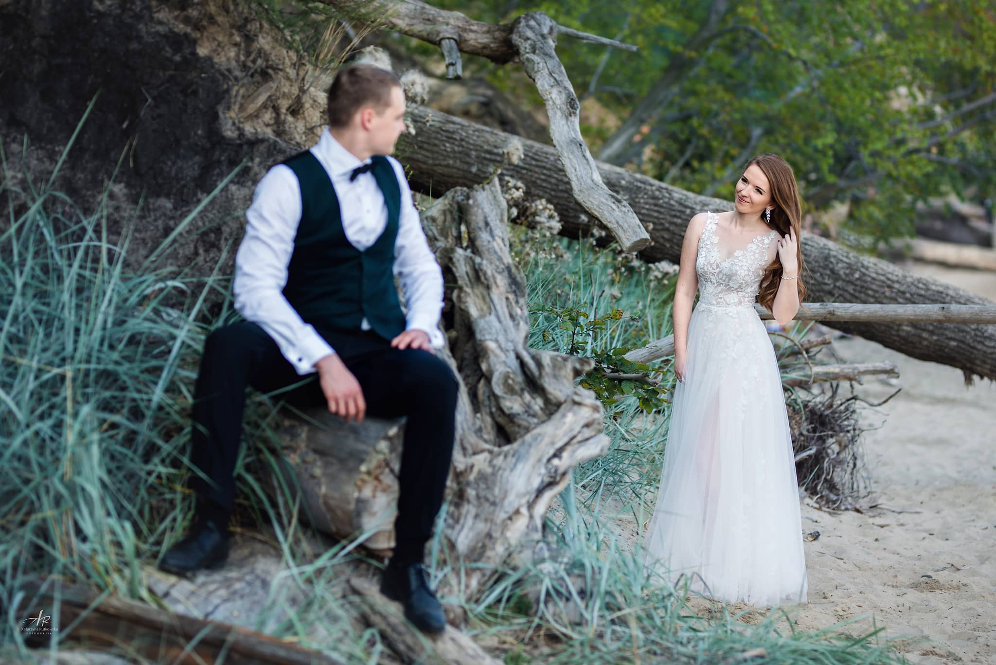 Sesja ślubna - Plener