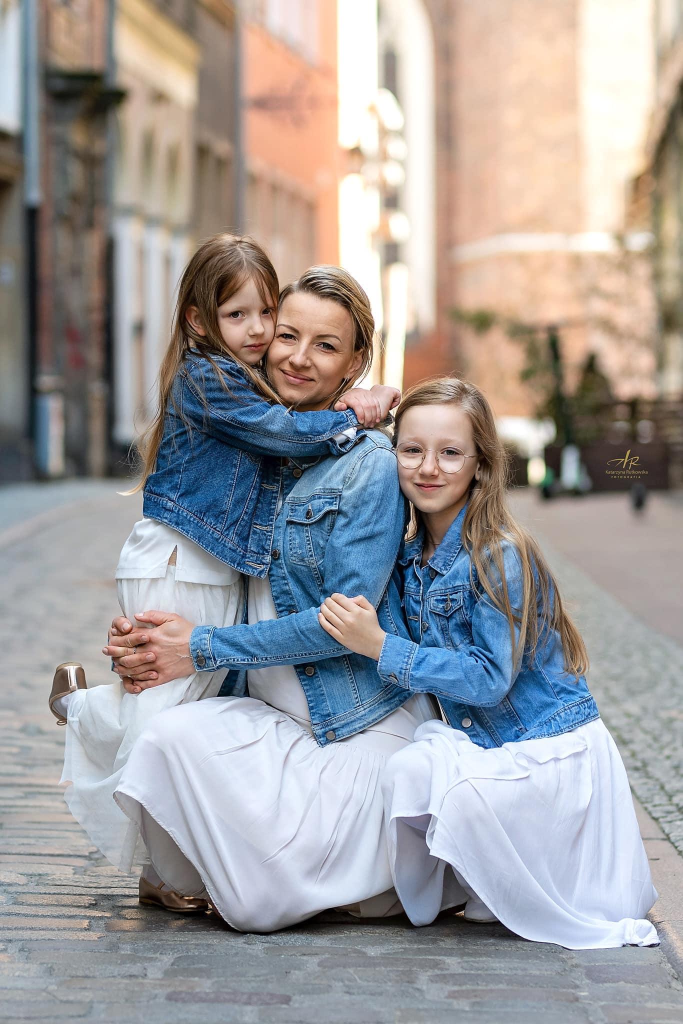 Sesja rodzinna w Gdańsku