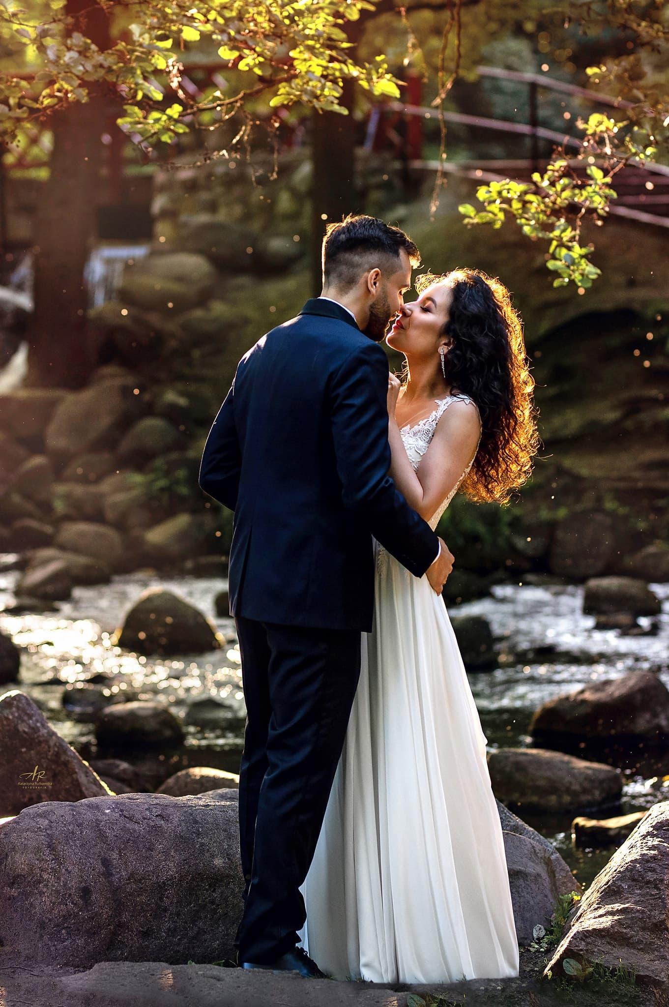 Zdjęcie ślubne w plenerze